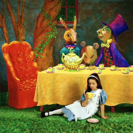 детская художественная фотография из сказки