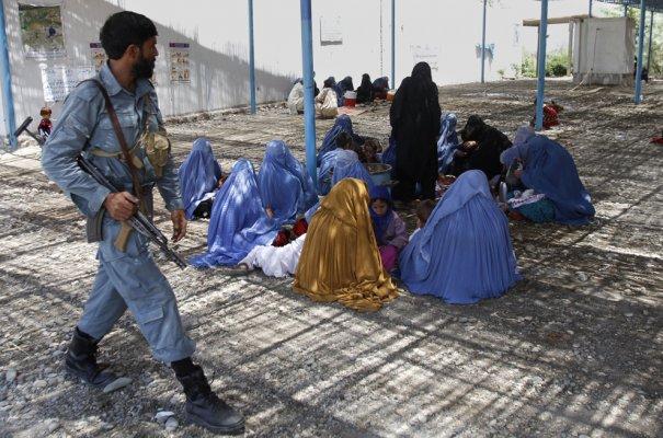 (Rahmat Gul/Associated Press