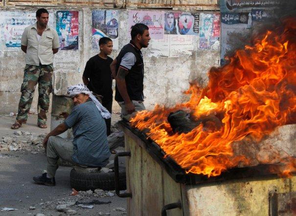 (Mohammad Zaatari/Associated Press)