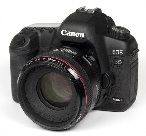 Обзор объектива Canon EF 50mm f/1.2 USM L - №1