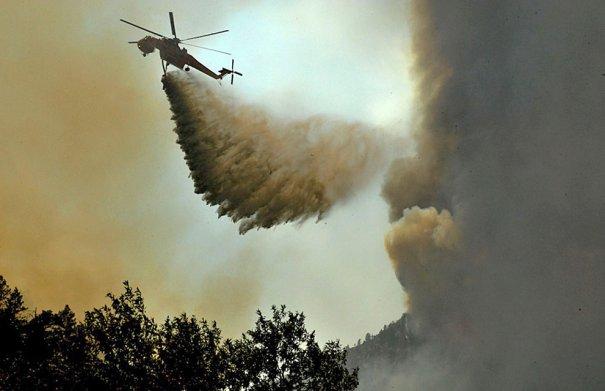 (AP Photo/Colorado National Guard, Jess Geffre)