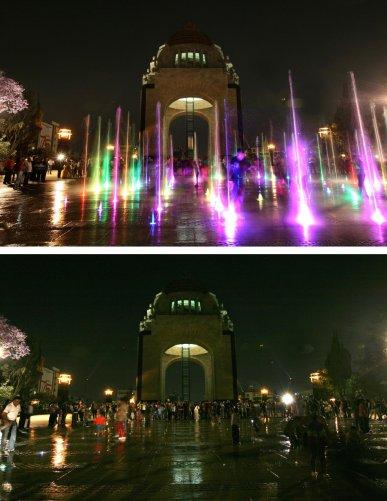 Памятник Революции,Мехико,Мексика(фото:Marco Ugarte)