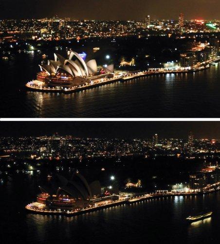 Оперный театр,Сидней,Австралия(фото:Drina Thurston)