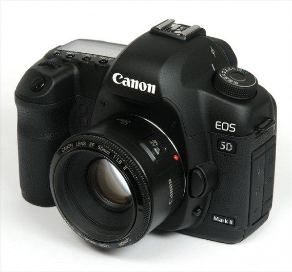Обзор объектива Canon EF 50mm f/1.8 II - №1