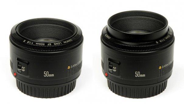 Обзор объектива Canon EF 50mm f/1.8 II - №2