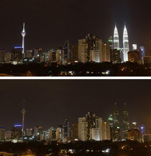 Башни-близнецы патронас,Куала-Лумпур,Малайзия