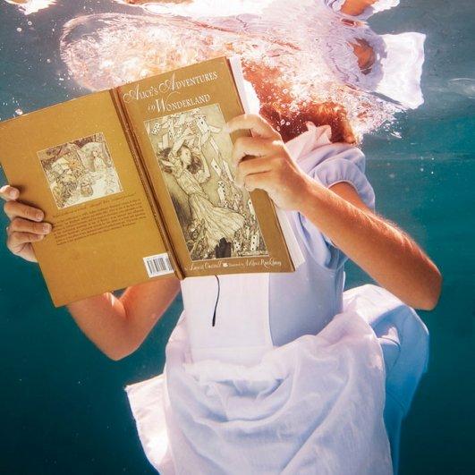 Подводная фотография Елены Калис - №1