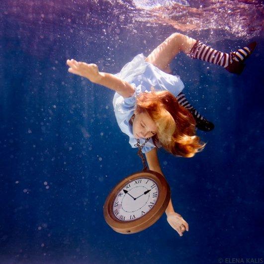 Подводная фотография Елены Калис - №2