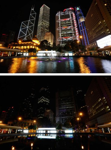 Бизнес-центр,Гонконг(фото:Kin Cheung)