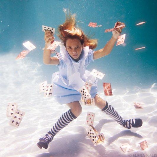 Подводная фотография Елены Калис - №11