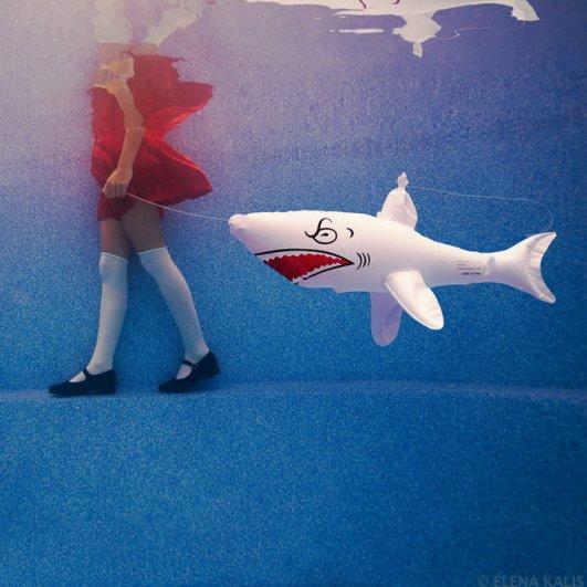 Подводная фотография Елены Калис - №12