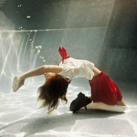 Подводная фотография Елены Калис - №22