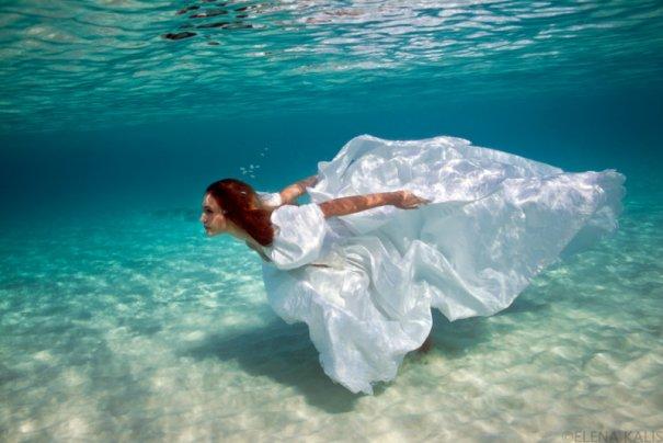 Подводная фотография Елены Калис - №27
