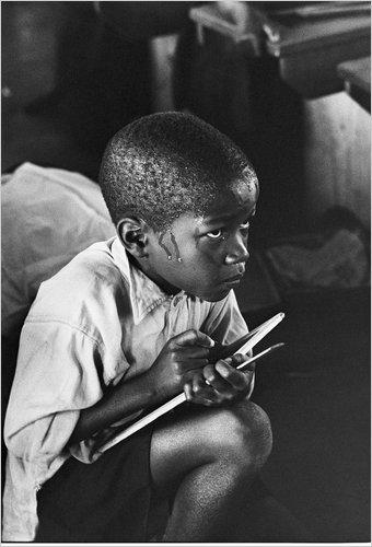 Выпускник Нью-Йоркского Института Фотографии – Эрнст Коул (Ernest Cole) - №3