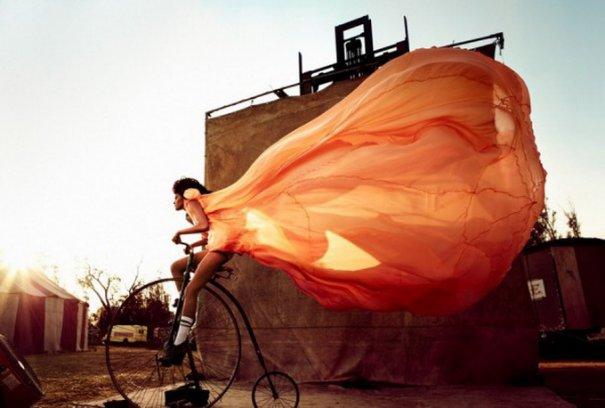 Кристиан Шуллер - гений фэшн фотографии - №8