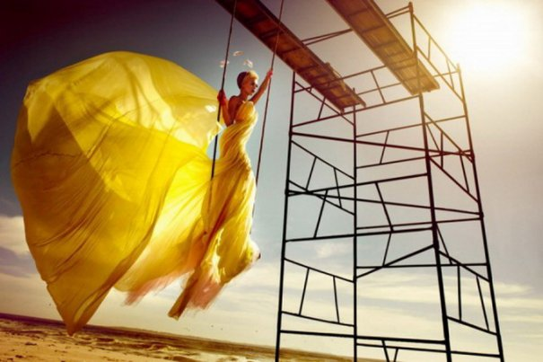 Кристиан Шуллер - гений фэшн фотографии - №10
