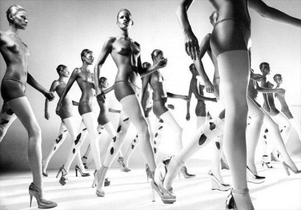 Кристиан Шуллер - гений фэшн фотографии - №16