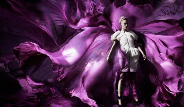 Кристиан Шуллер - гений фэшн фотографии - №17
