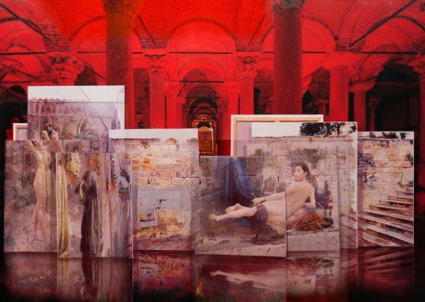 Вае Джунсунг - живопись и фотография - №10