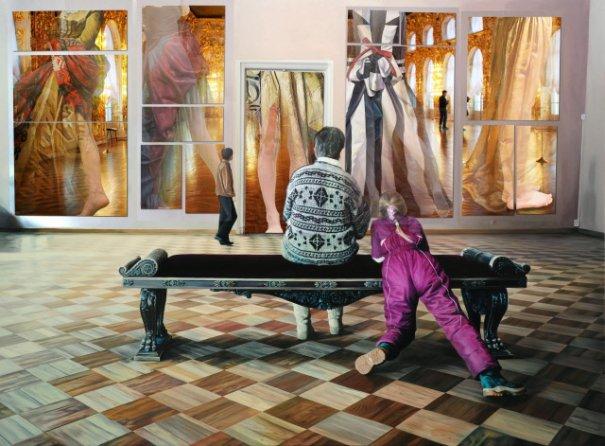 Вае Джунсунг - живопись и фотография - №11