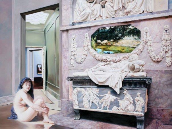Вае Джунсунг - живопись и фотография - №12