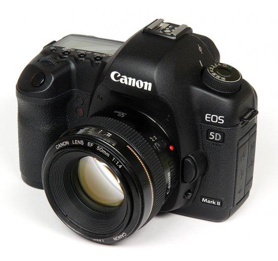 Обзор объектива Canon EF 50mm f/1.4 USM - №1