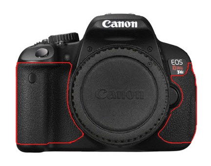 Canon 650D может вызвать аллергию - №1