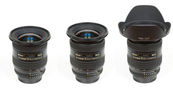 Nikkor AF 18-35mm f/3.5-4.5D ED
