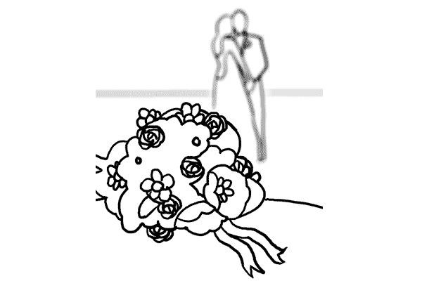 Работа над позами моделей: 21 пример поз для свадебных фотографий - №20
