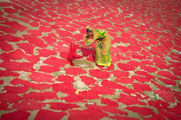 Кхалид Райхад Шавон. Бангладеш и его люди. - №12