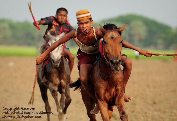 Кхалид Райхад Шавон. Бангладеш и его люди. - №13