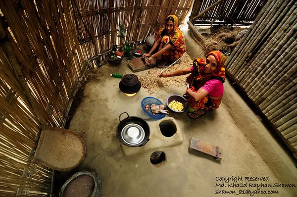 Кхалид Райхад Шавон. Бангладеш и его люди. - №15