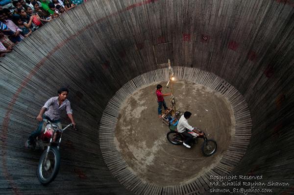 Кхалид Райхад Шавон. Бангладеш и его люди. - №16