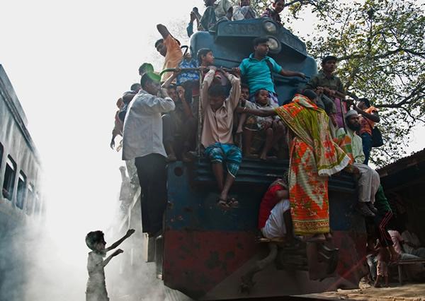 Кхалид Райхад Шавон. Бангладеш и его люди. - №17