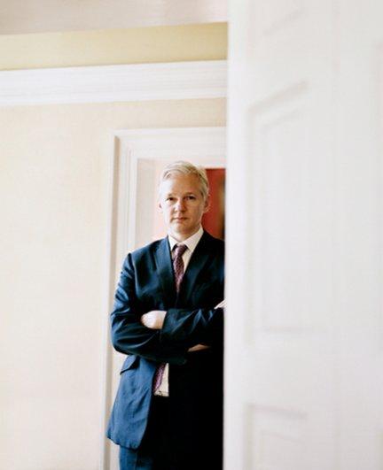 Джулиан Ассанж (Julian Assange)