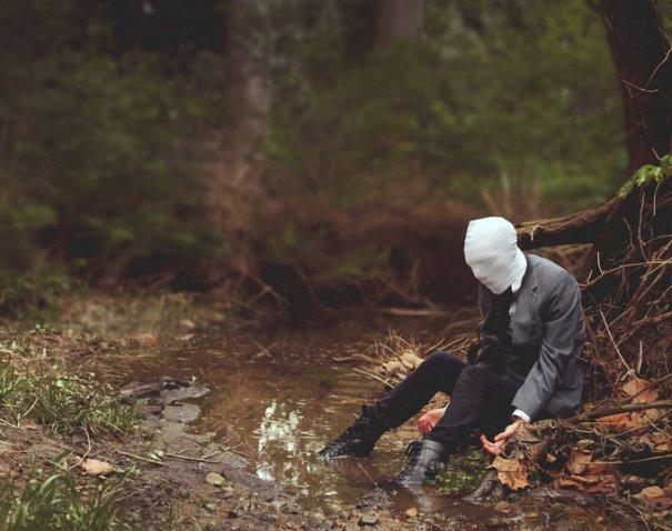 Сюрреалистичные автопортреты. Кайл Томпсон - №15