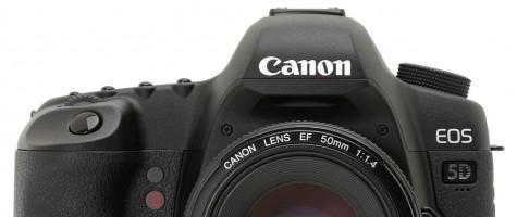 Дешевая полноматричная камера Canon - №1