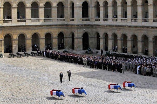 (AP Photo/FrancoisMori)