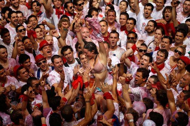 (AP Photo/Daniel Ochoa de Olza)