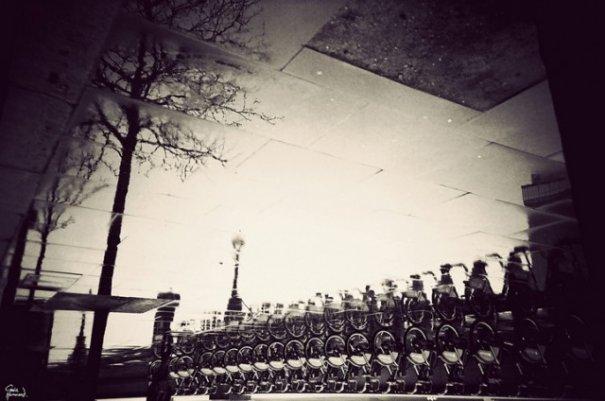Лондон в отражении луж. Гэвин Хаммонд - №1