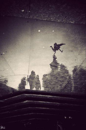 Лондон в отражении луж. Гэвин Хаммонд - №2