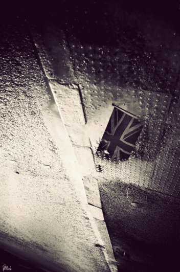Лондон в отражении луж. Гэвин Хаммонд - №3