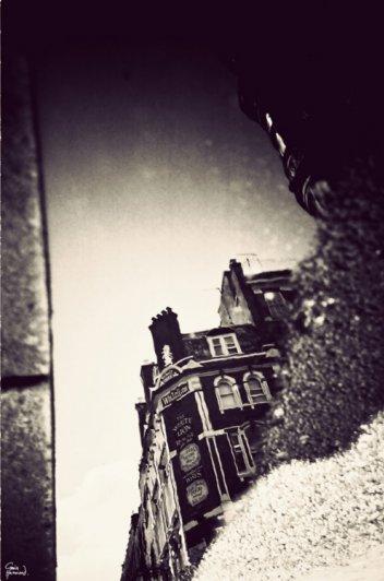 Лондон в отражении луж. Гэвин Хаммонд - №4