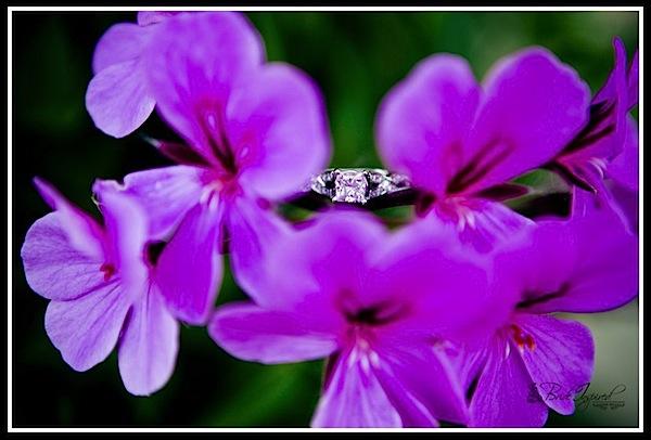 Свадебная фотография: съемка деталей - №5