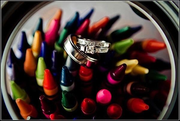 Свадебная фотография: съемка деталей - №6