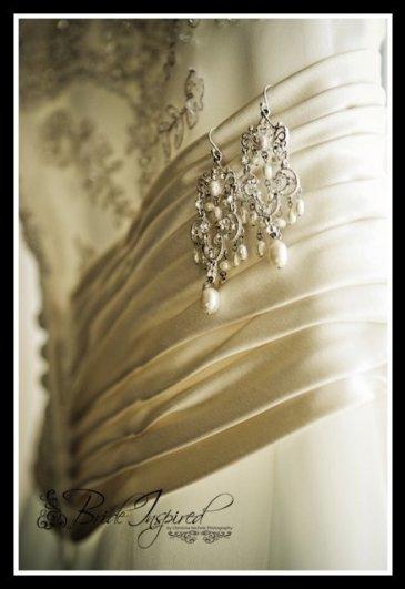 Свадебная фотография: съемка деталей - №9