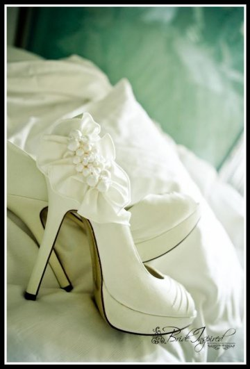 Свадебная фотография: съемка деталей - №16