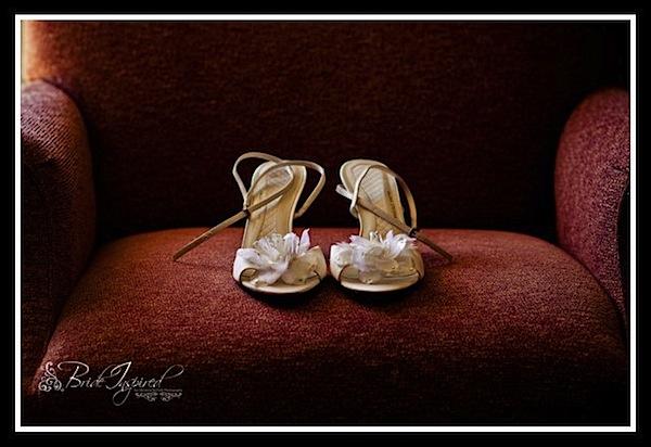 Свадебная фотография: съемка деталей - №20