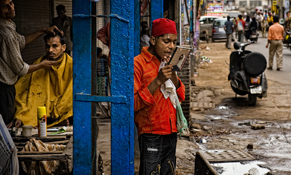 Лучшие уличные фотографы из Индии - №8