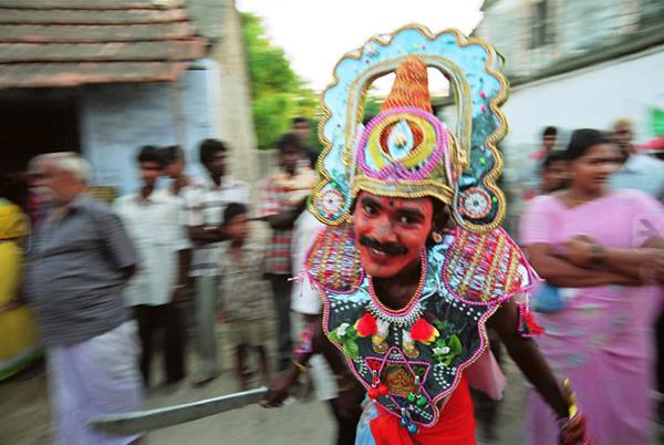 Лучшие уличные фотографы из Индии - №10